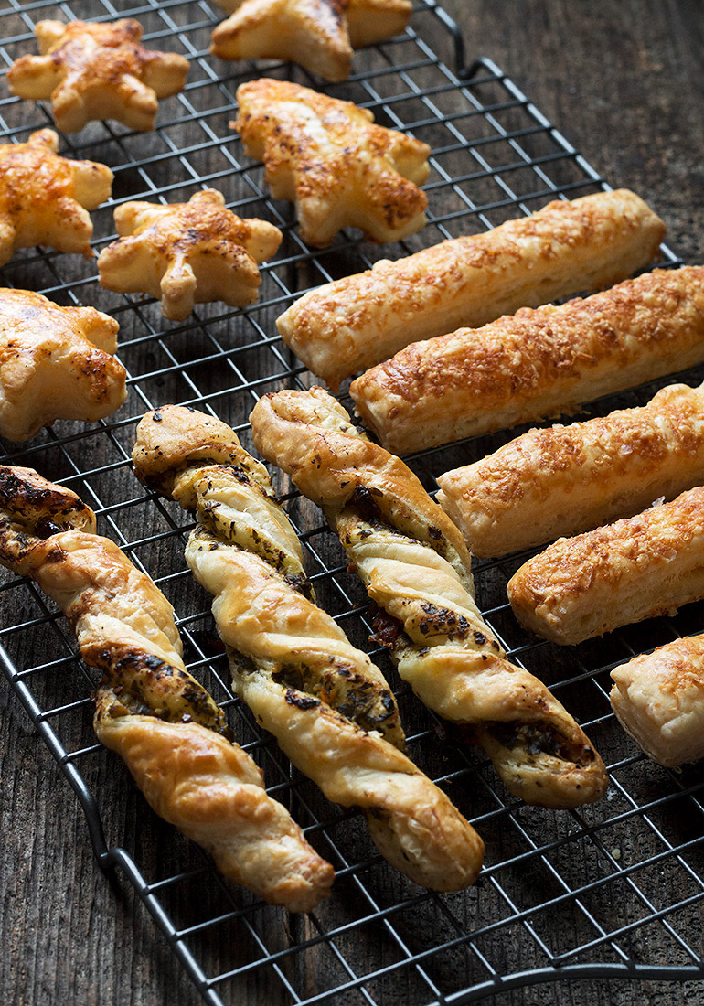 Quick and Easy Puff Pastry Appetizers