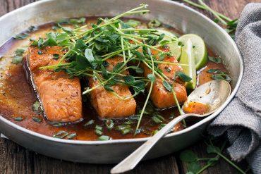 Instant Pot Vietnamese Salmon