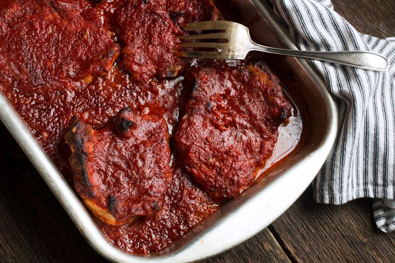 St. Louis Style BBQ Pork Chops