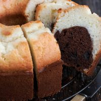 Tunnel of Fudge Pound Cake