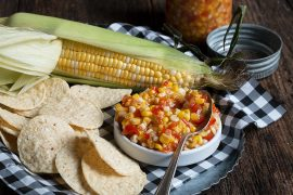 Corn Chile Salsa