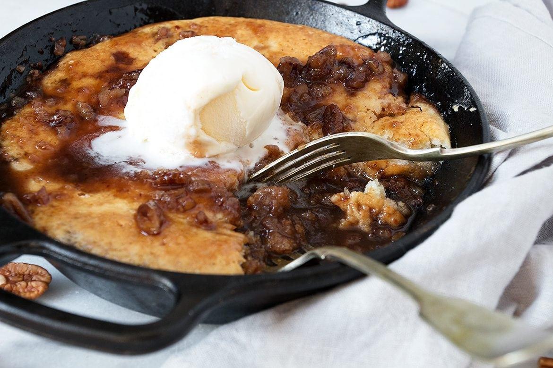Pecan Pie Pudding Cake