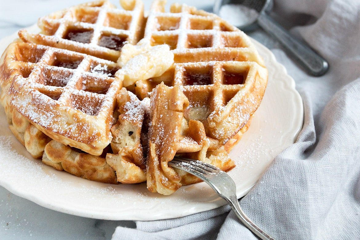 Simply Perfect Waffles