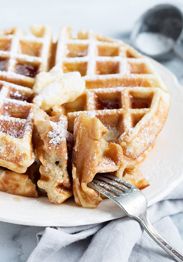 Simply Perfect Classic Waffles