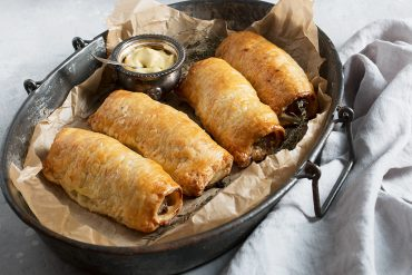 Meal Sized Sausage Rolls