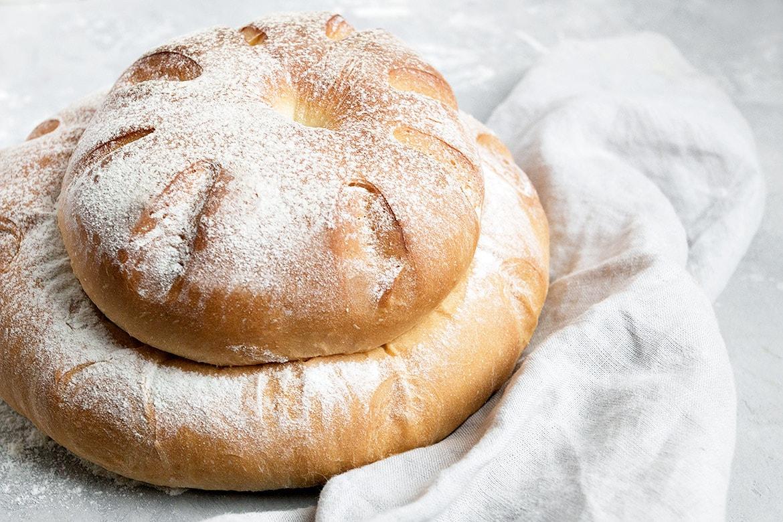 British Cottage Loaf