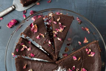 Flourless Chocolate Truffle Cake