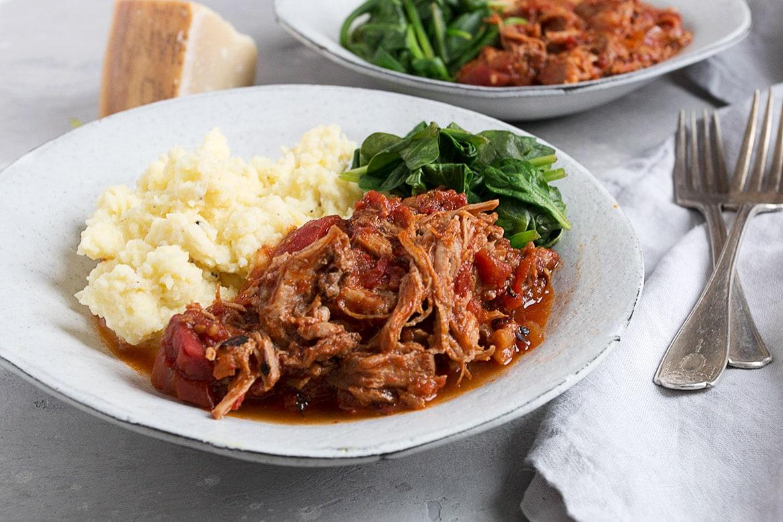 Pork all'Arrabbiata