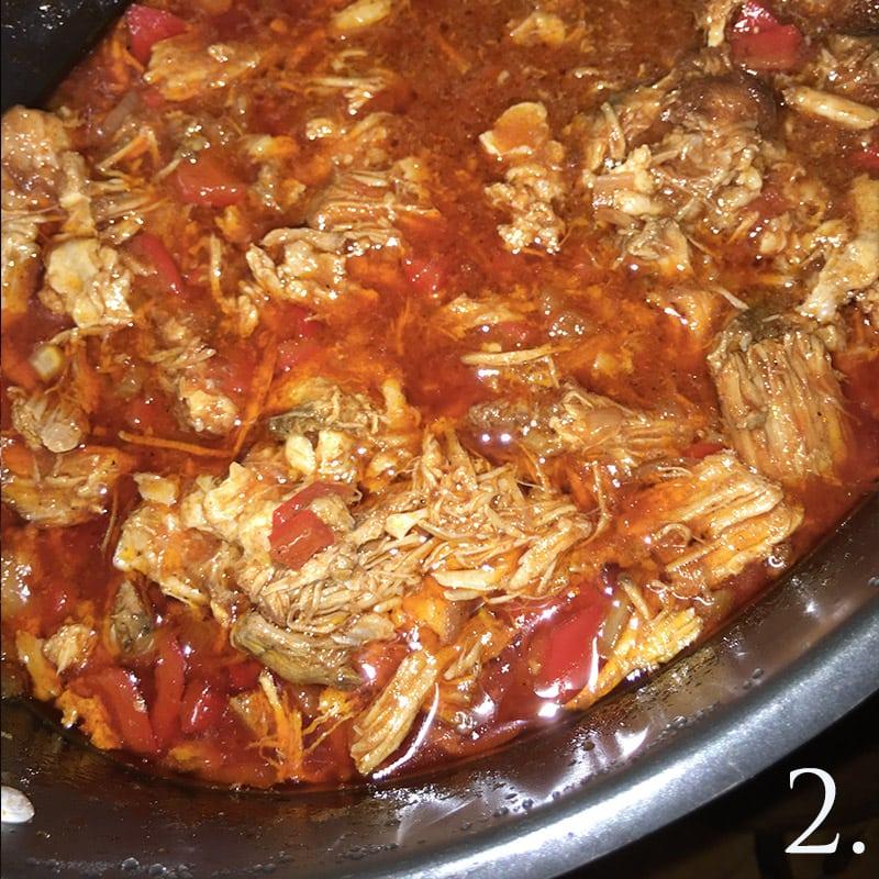Making Pulled Pork Step 2 Photo