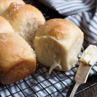 yeast buns and rolls recipe category header image