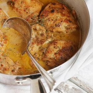 chicken thigh recipes header