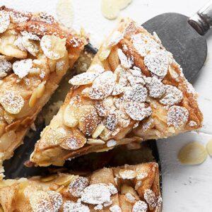 fruit dessert recipe category header image