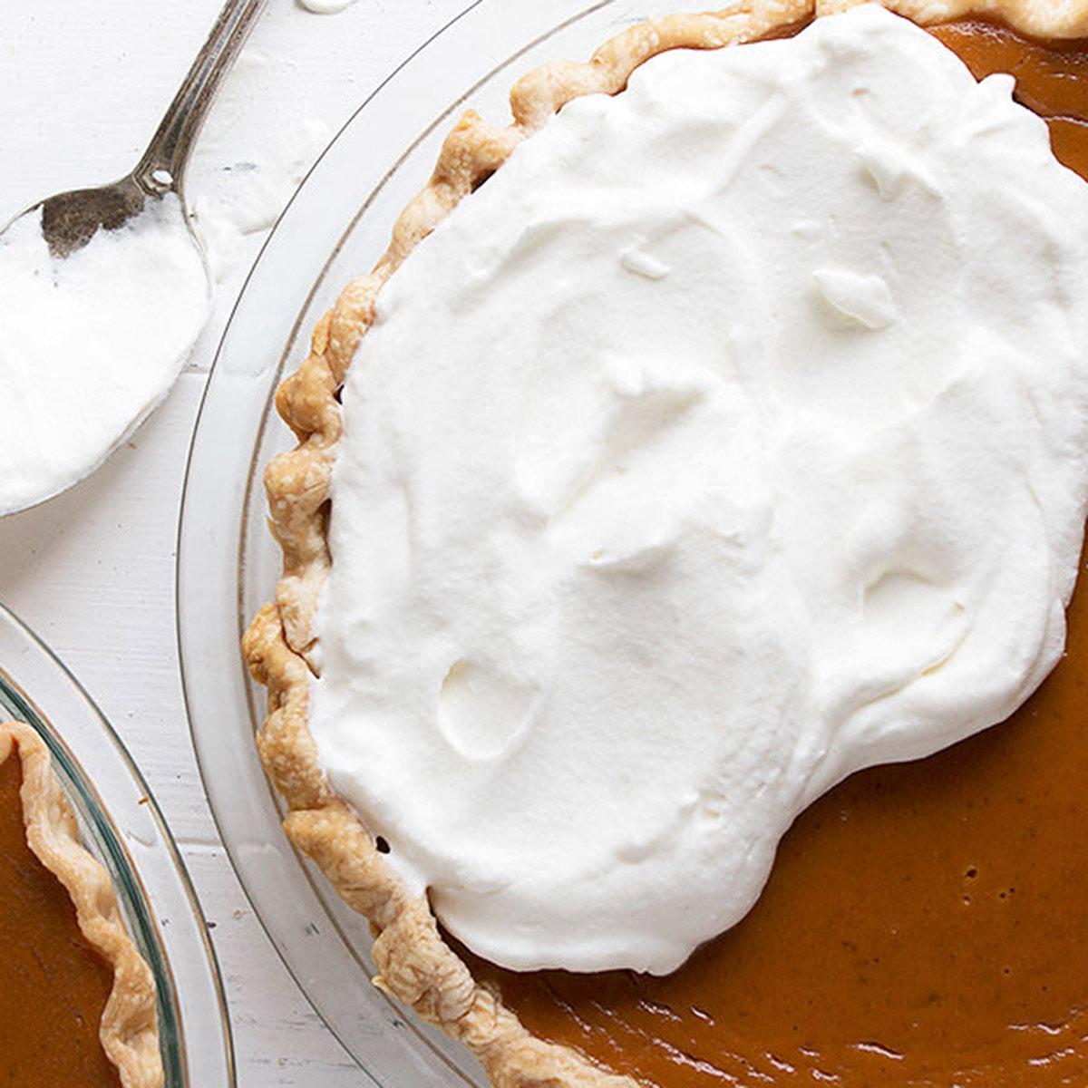 pie recipes header