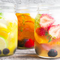 drink recipes header