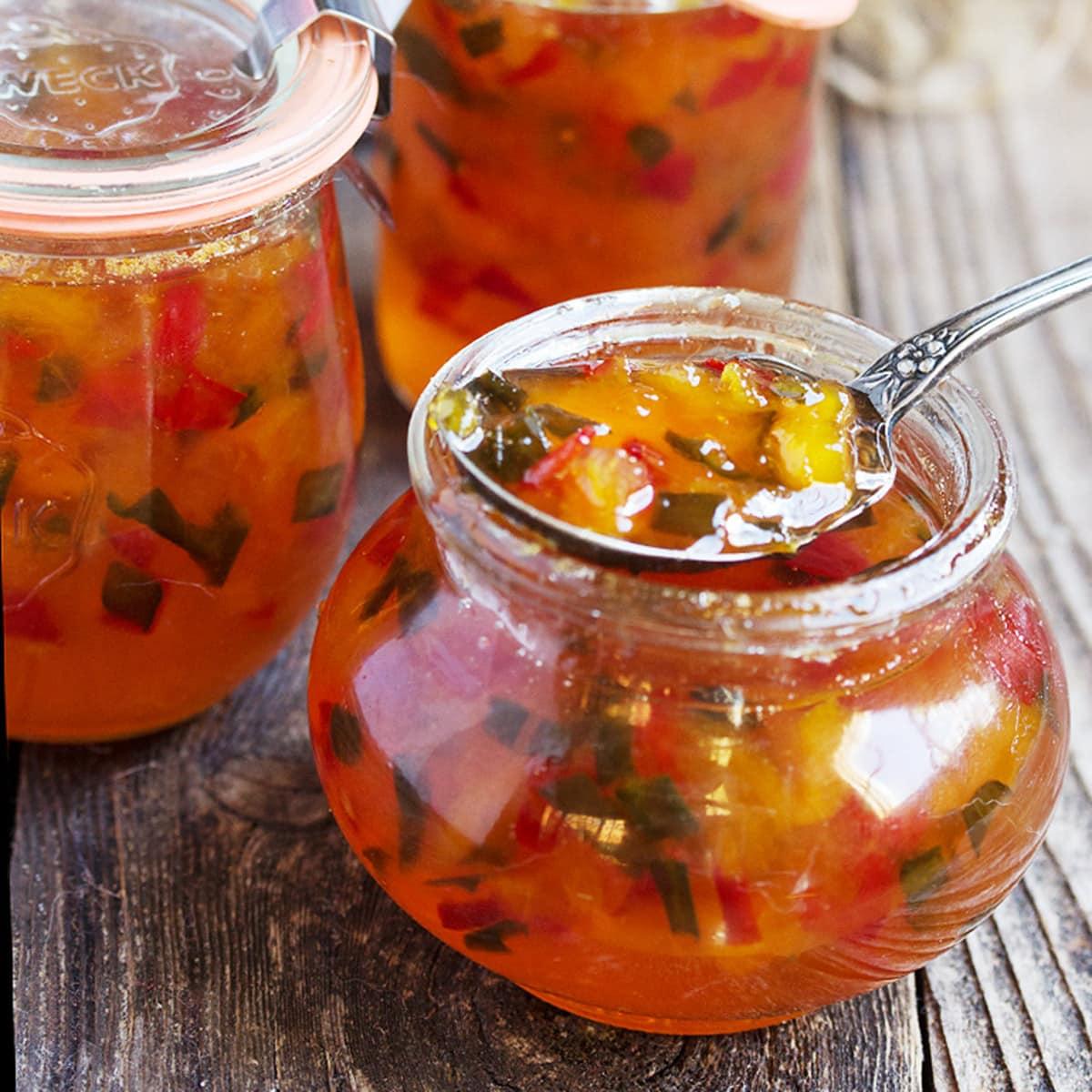 jam and jelly recipes header
