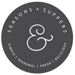 Seasons and Suppers logo