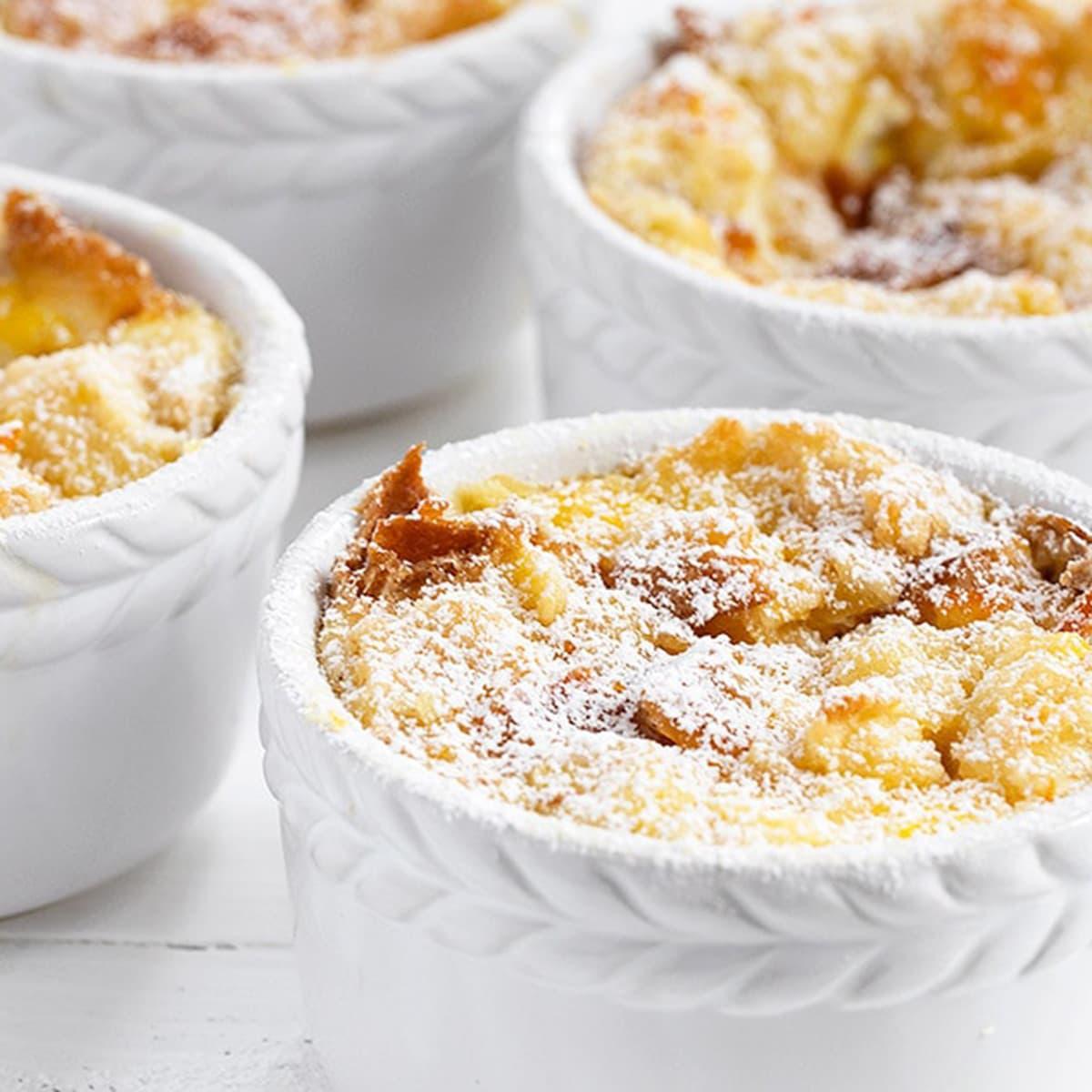 marmalade bread pudding